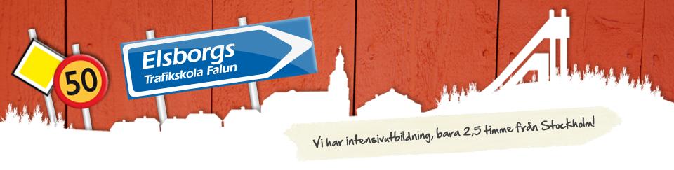 Elsborgs Trafikskola – Falun